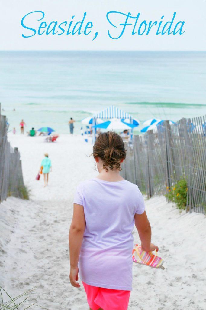 Seaside, Florida visit by Foodtastic Mom
