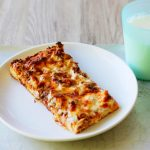 Copycat Lunch Lady Pizza