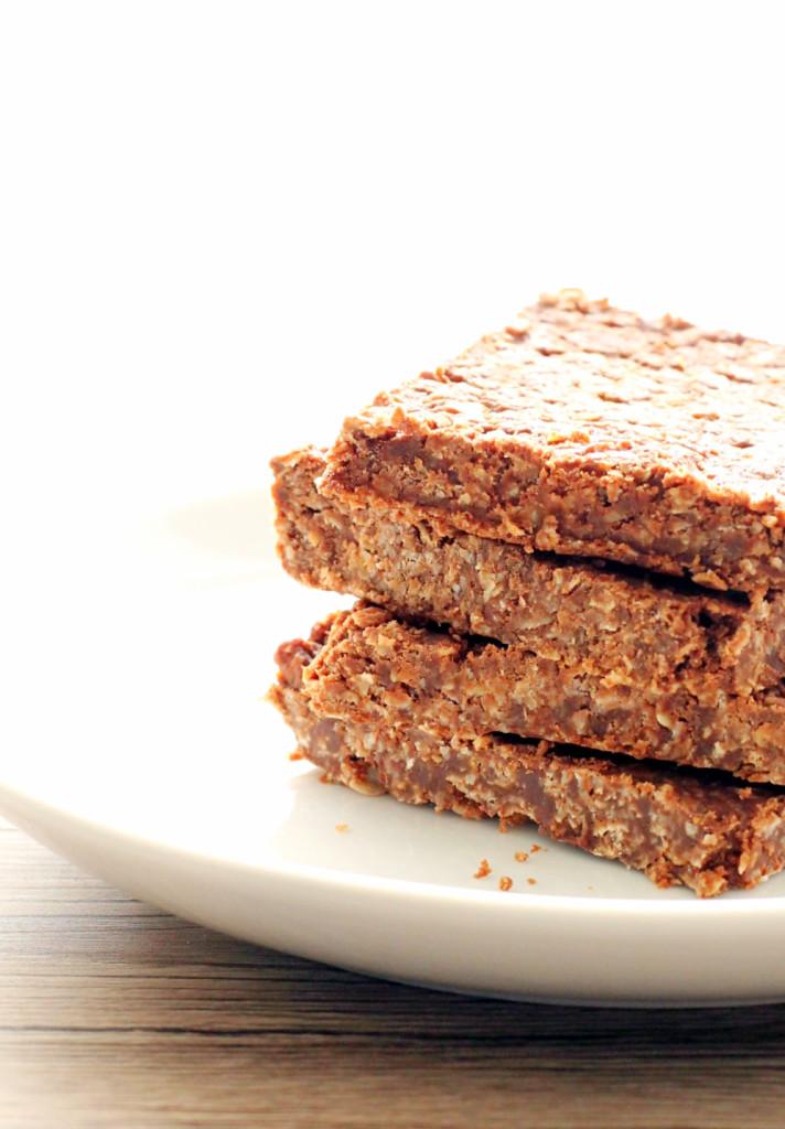 Old-School No Bakes by Foodtastic Mom