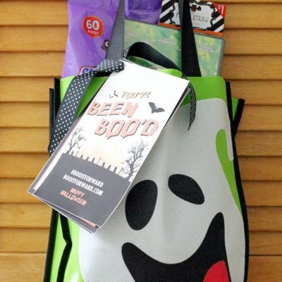 Boo Bag Kit by Foodtastic Mom
