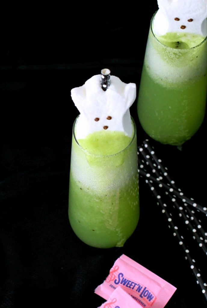 Kiwi Lime Slime Sodas by Foodtastic Mom