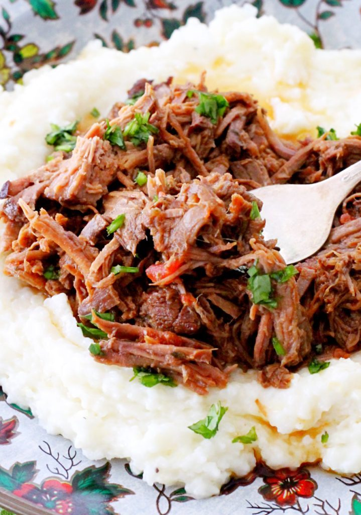 Italian Pot Roast by Foodtastic Mom