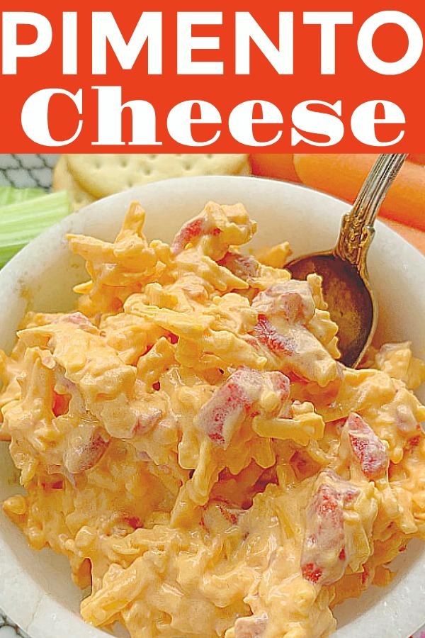 Pimento Cheese | Foodtastic Mom #pimentocheeserecipe #pimentocheese