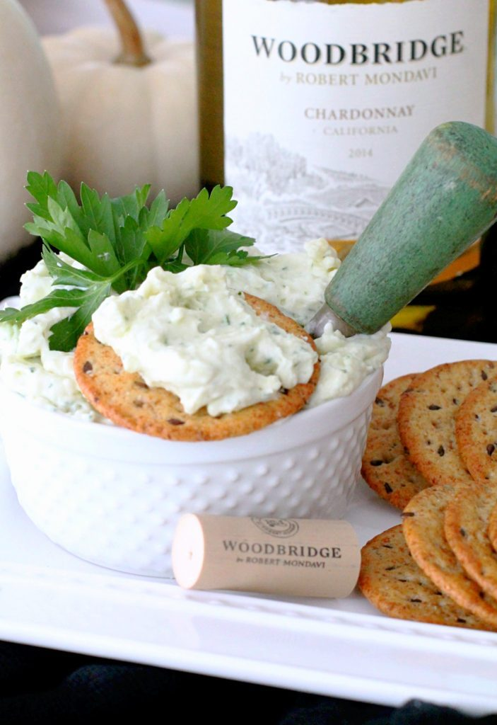 Halloween Wine and Cheese with Woodbridge Wines