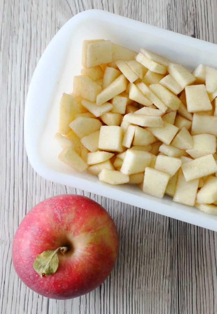 Apple Crisp by Foodtastic Mom