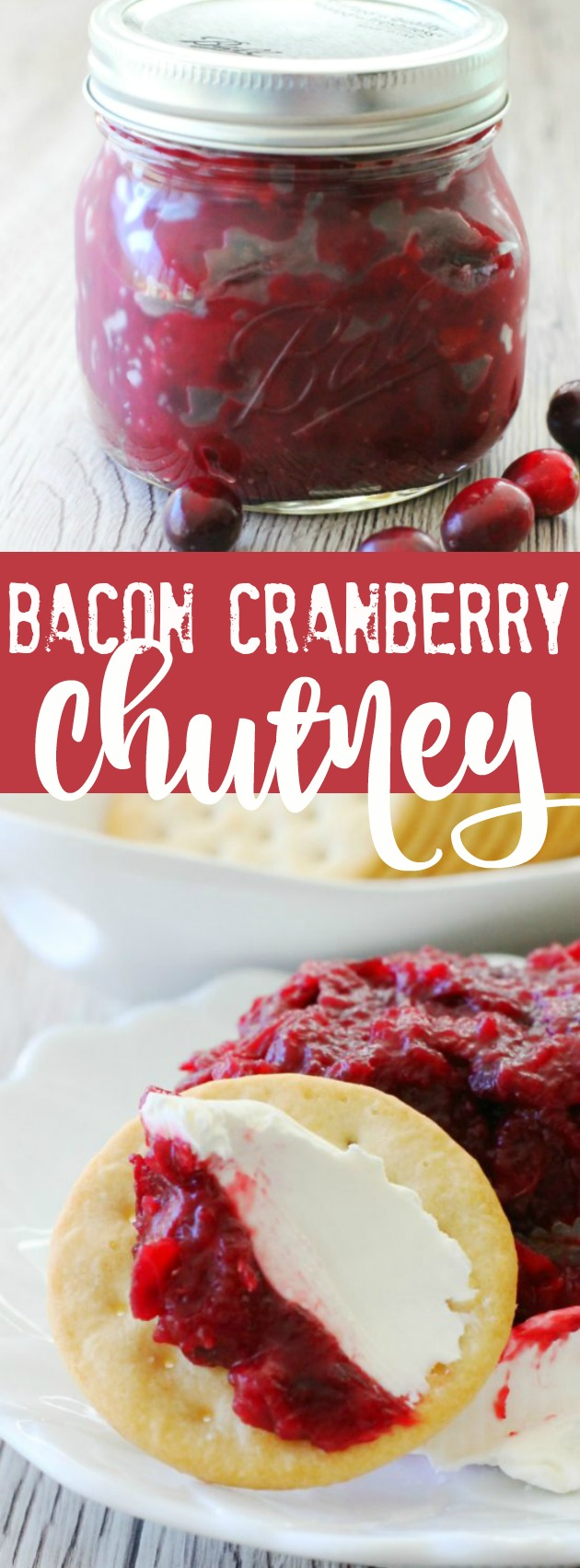 Bacon Cranberry Chutney