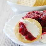 Bacon and Cranberry Chutney Appetizer by Foodtastic Mom
