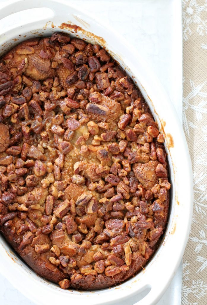 Make Ahead French Toast Casserole by Foodtastic Mom