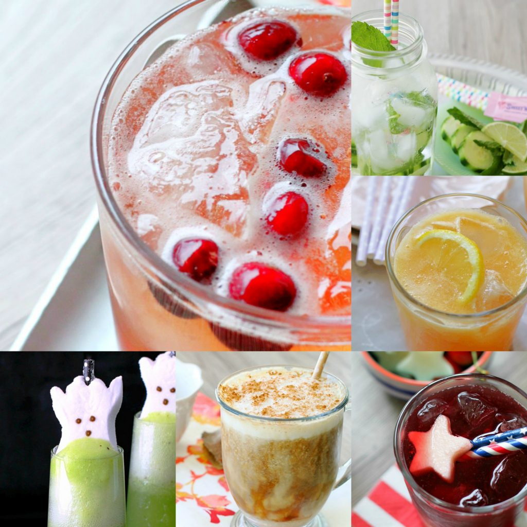 Delicious Sweet'N Low® Beverage Collection by Foodtastic Mom