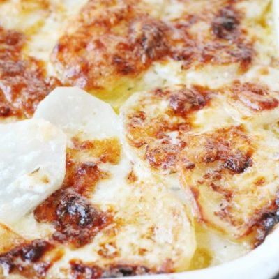 Julia Child Scalloped Potatoes