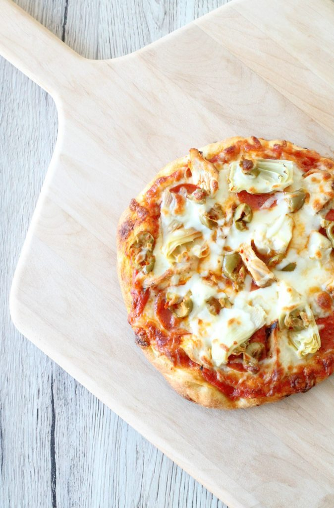 Make Your Own Pizza by Foodtastic Mom