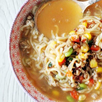 Ramen Noodle Bowls by Foodtastic Mom