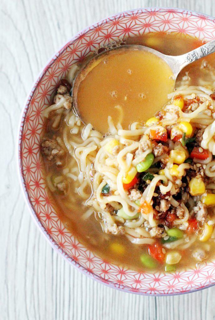 Ramen Noodle Bowls by Foodtastic Mom