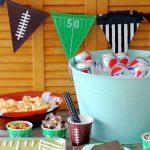 DIY Football Party