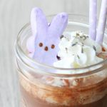 Lavender Hot Chocolate by Foodtastic Mom