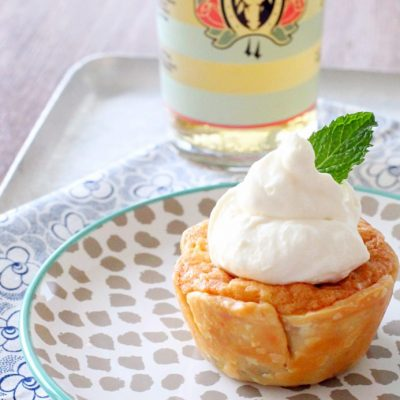 Mini Kentucky Derby Pies by Foodtastic Mom
