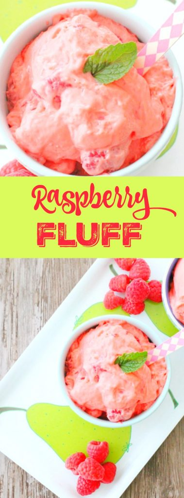 Raspberry Fluff