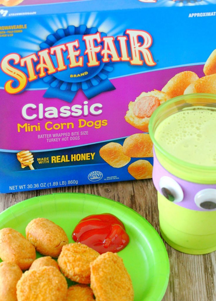 Green Apple Smoothies by Foodtastic Mom #TMNT2andTyson #TMNT2 #CBias