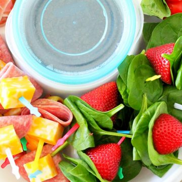 The Ultimate Summer Party Platter #ColorYourSummer