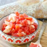Canned Tomato Bruschetta