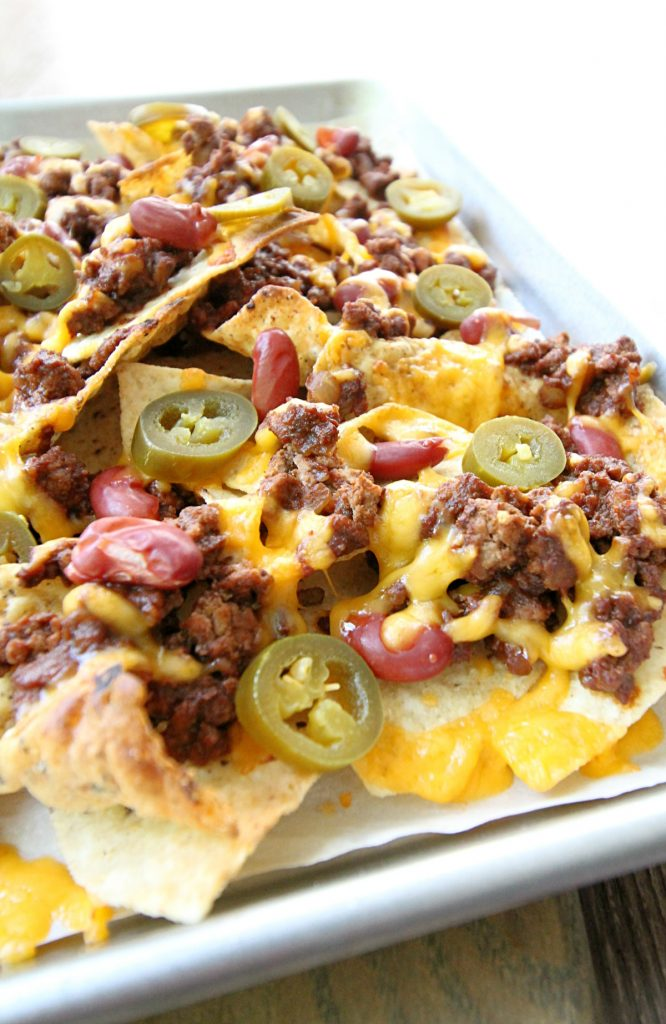 Cincinnati Nachos by Foodtastic Mom