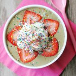 Banana Cocoa Nice Cream Breakfast Bowl