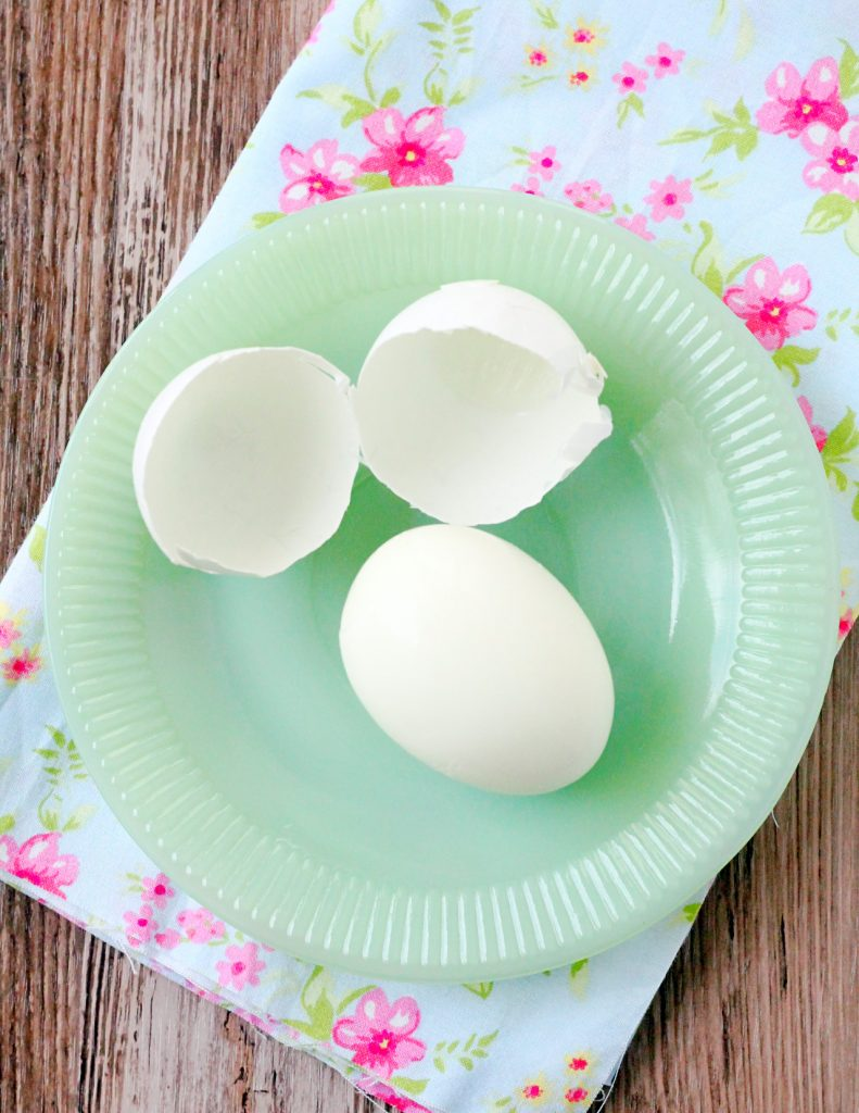 Easy Peel Eggs Every Single Time by Foodtastic Mom
