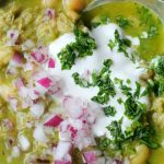 Slow Cooker Chile Verde by Foodastic Mom