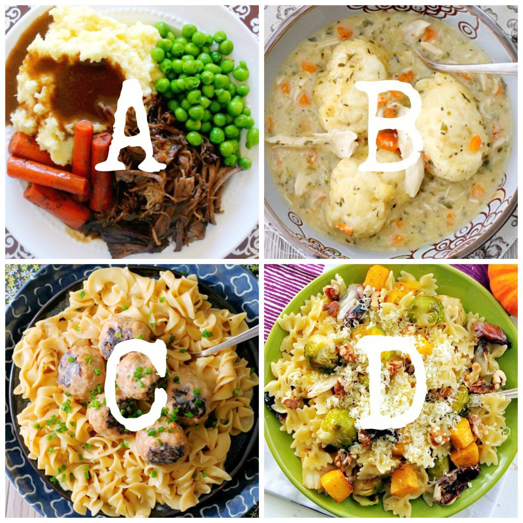 All Recipes by Foodtastic Mom