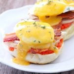 Kentucky Hot Brown Eggs Benedict