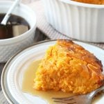French Style Sweet Potato Soufflé