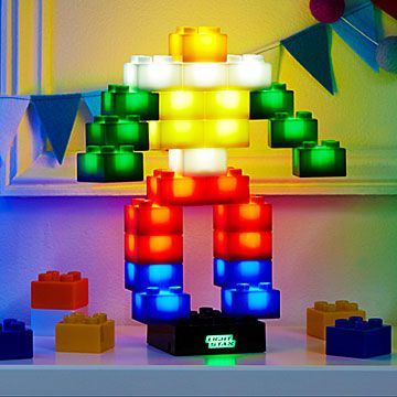 Uncommon Goods Electric Light Up Blocks