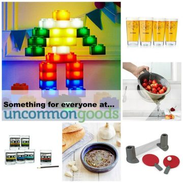 Uncommon Goods Gift Guide