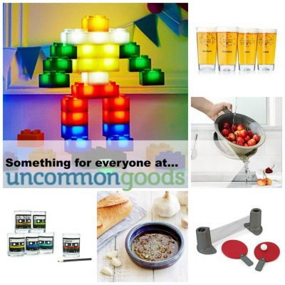 Something for Everyone at Uncommon Goods