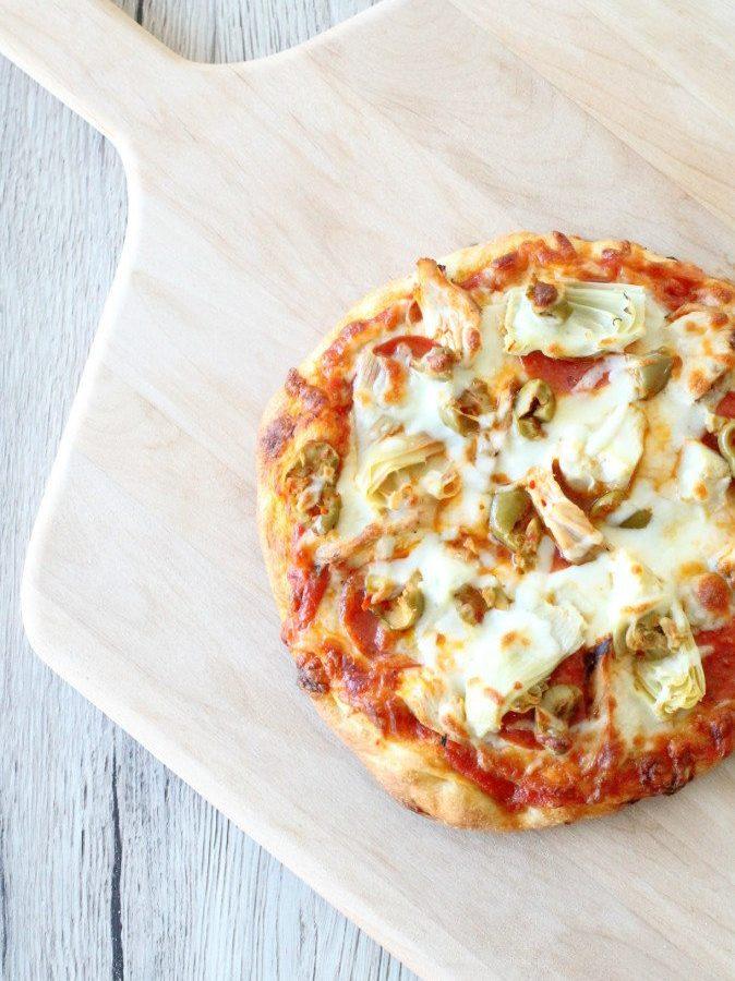 Weekly Meal Plan - Pizza Tutorial