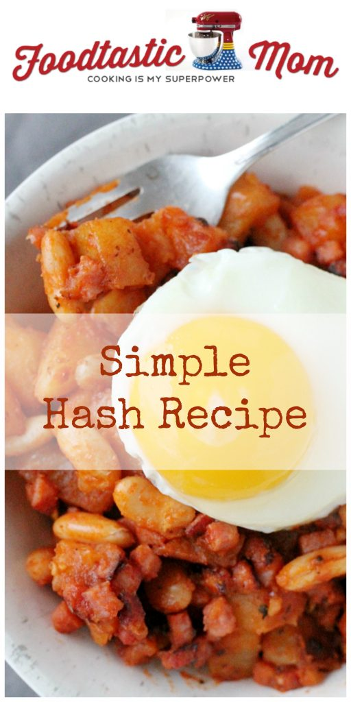 Simple Hash Recipe by Foodtastic Mom