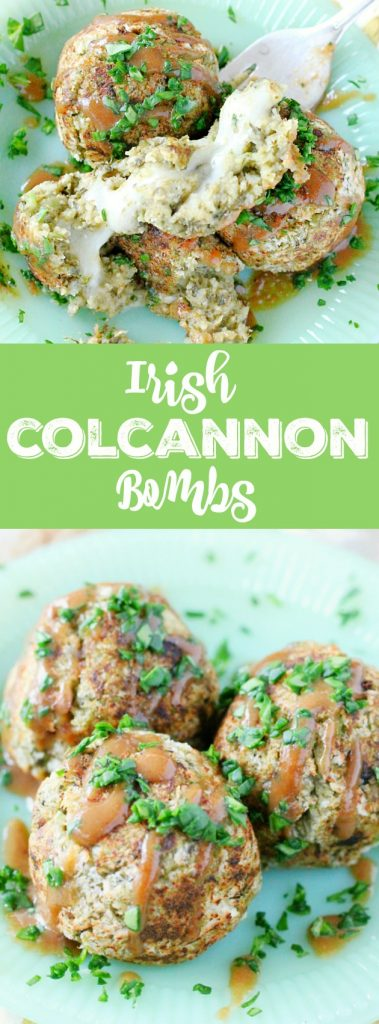 Irish Colcannon Bombs