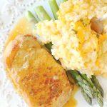 Slow Cooker Maple Dijon Pork Chops