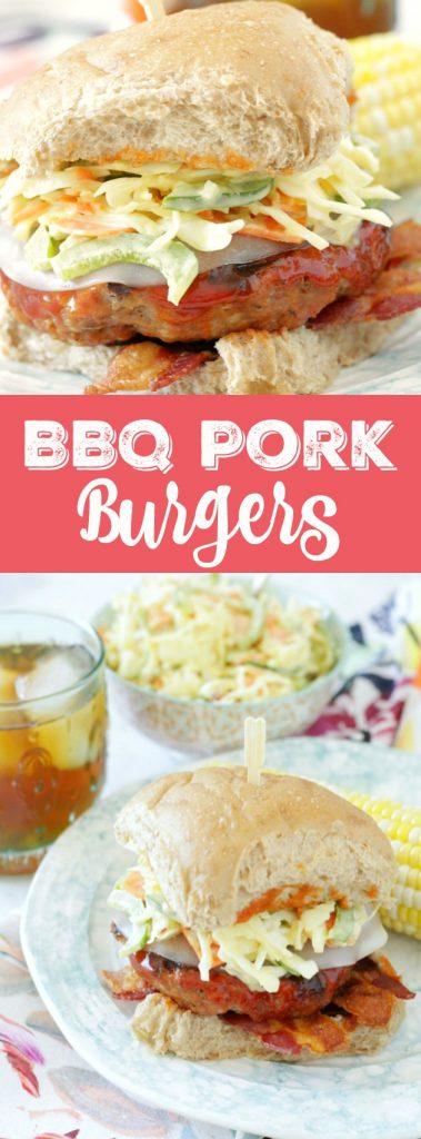 BBQ Pork Burgers (ad)