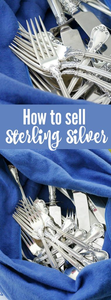 How to Sell Sterling Silver