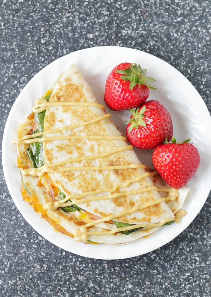 After School Quesadillas