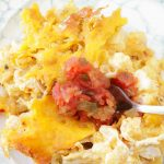 Chicken Nacho Cheesy Potatoes