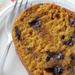 Pumpkin Chocolate Chip Pudding Cake