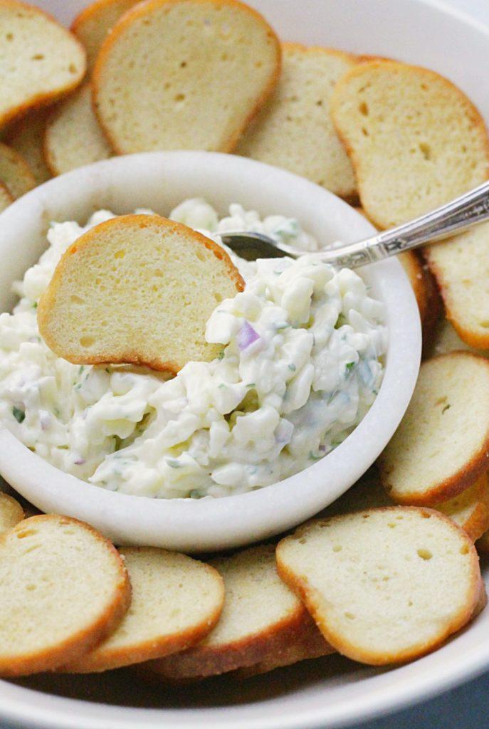 Copycat Jarlsberg Cheese Dip