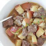 Instant Pot Beef Stew #HowtoInstantPot