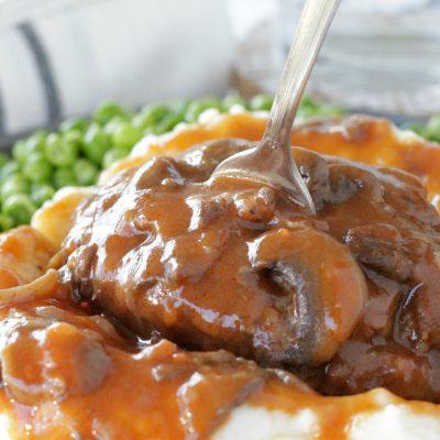 The Best Salisbury Steak