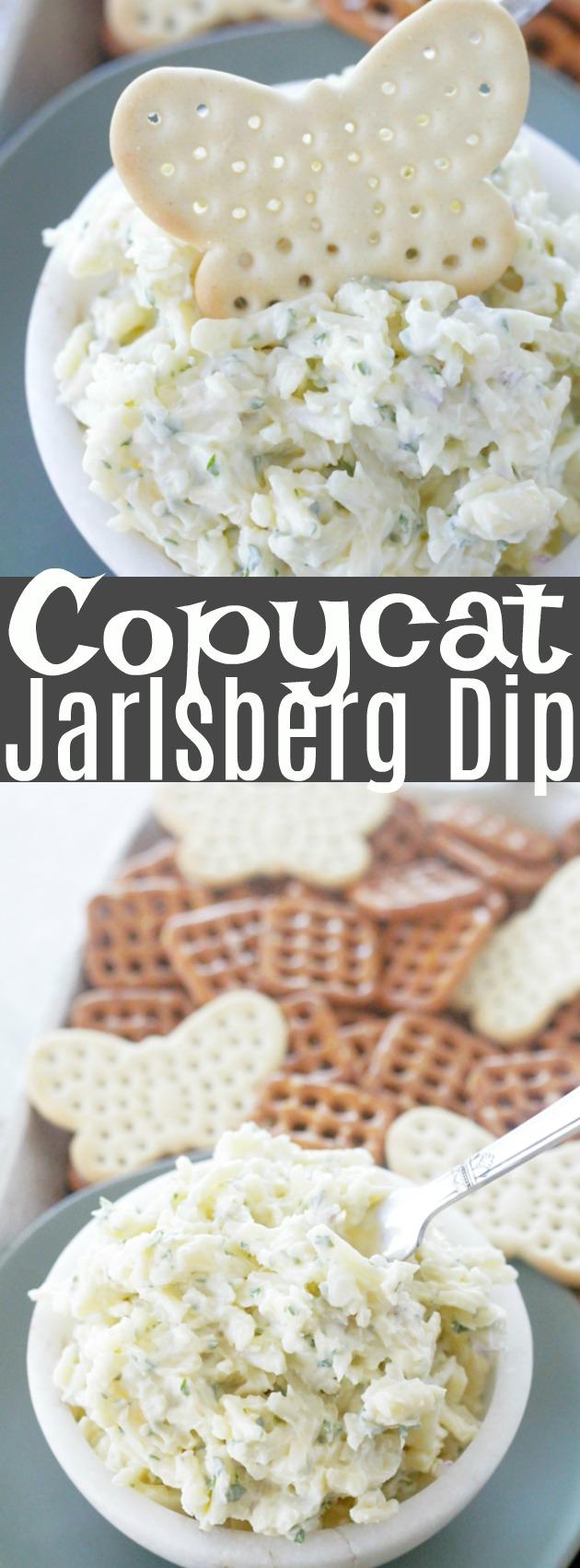 Copycat Jarlsberg Dip