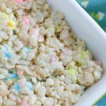 St. Patrick's Day Krispie Treats