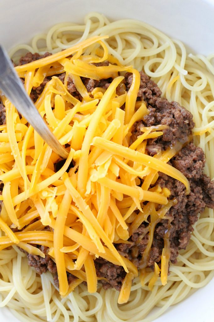 march madness party recipes Cincinnati style chili