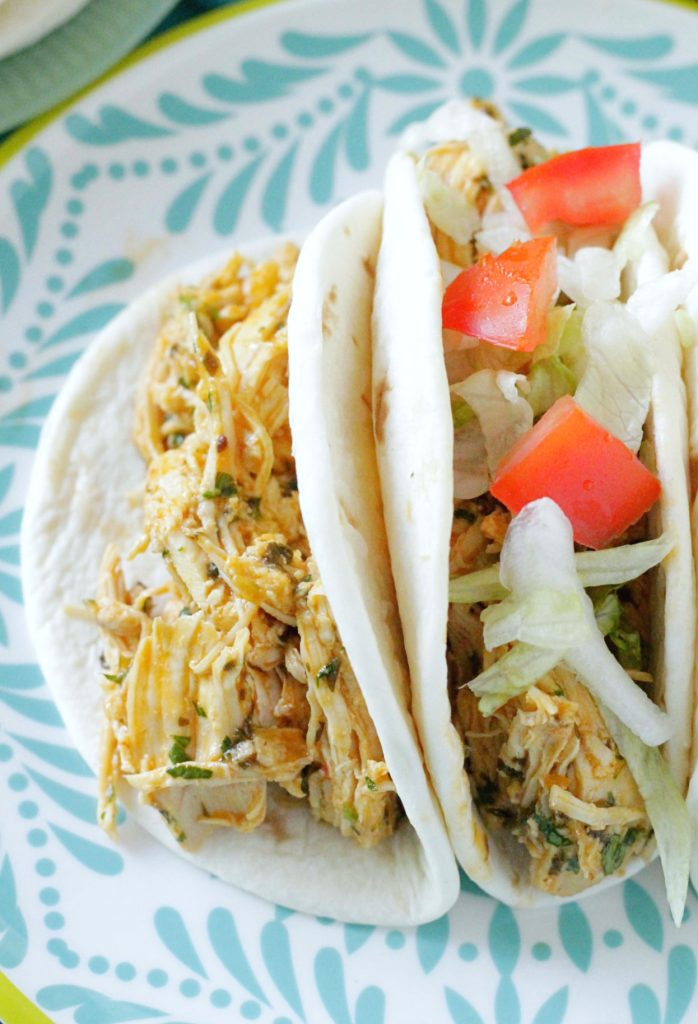 march madness party recipes chicken soft tacos